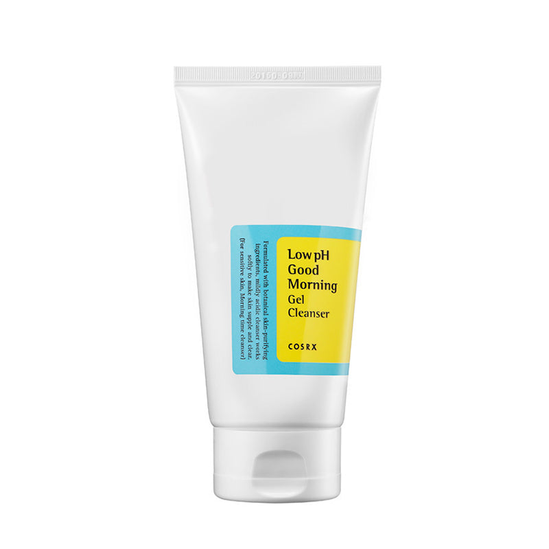 Cosrx Low-pH Good Morning Gel Cleanser - oo35mm