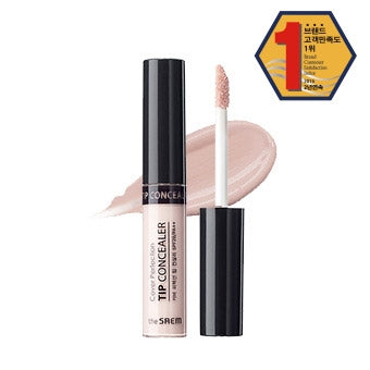 The Saem Cover Perfection Tip Concealer Brightener - oo35mm