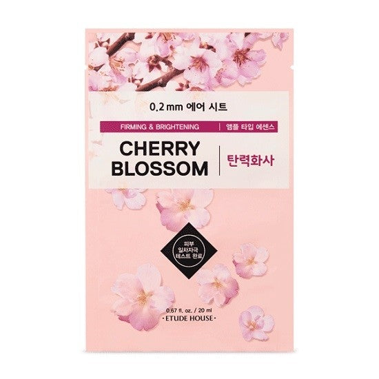 Etude House 0.2 Therapy Air Mask Cherry Blossom