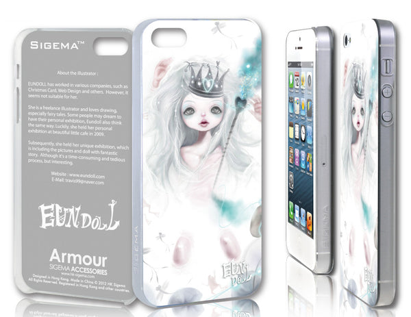 Sigema ProCase iPhone 5 Cover - Snow White Queen - oo35mm