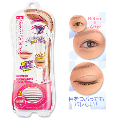 D.U.P Wonder Eyelid Tape (Mild) - oo35mm