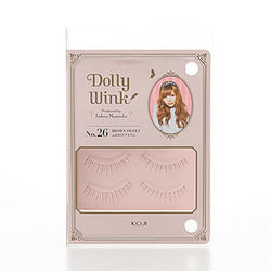 Koji Dolly Wink False Eyelashes #26 - oo35mm