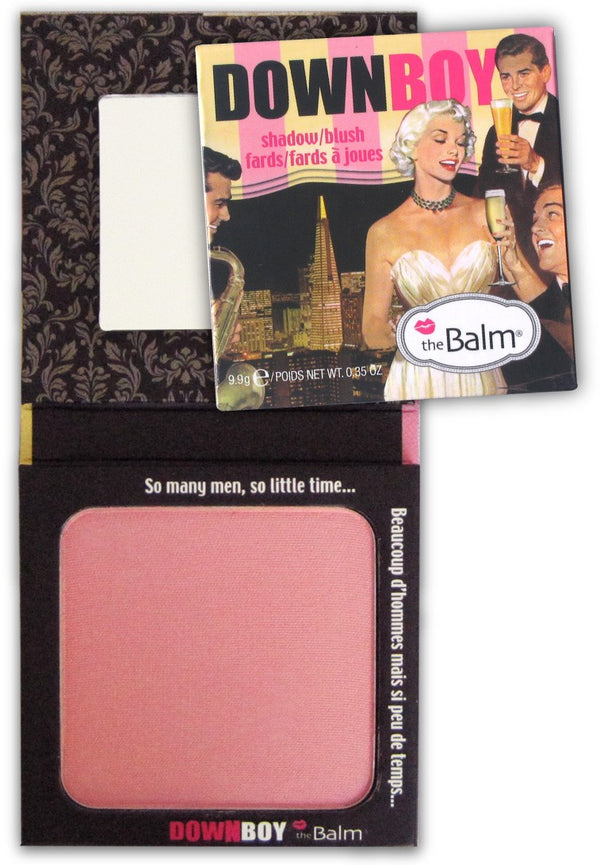 The Balm DownBoy® Shadow/Blush