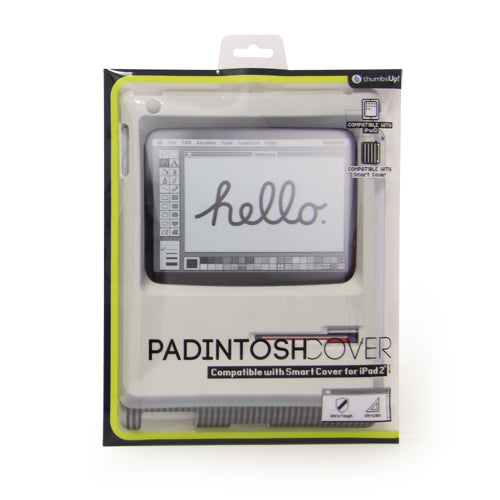 Padintosh Retro iPad Cover - oo35mm