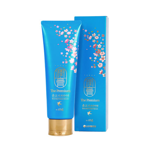 ReEn Yungo Hair Cleansing Treatment Bird's Nest (Shampoo + Treatment)