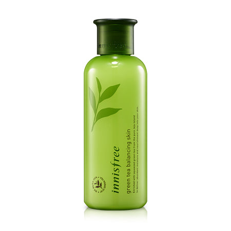 Innisfree Green Tea Balancing Skin - oo35mm