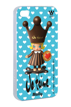Sigema ProCase iPhone 4/4S Cover - Molly I Love You