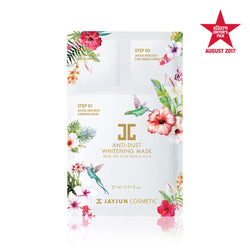 Jayjun Anti-dust Whitening Therapy Mask 1 Sheet