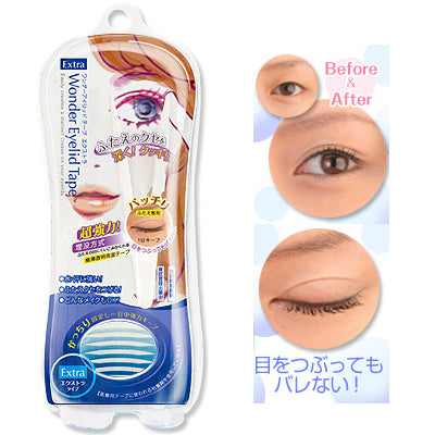 D.U.P Wonder Eyelid Tape (Hard) - oo35mm