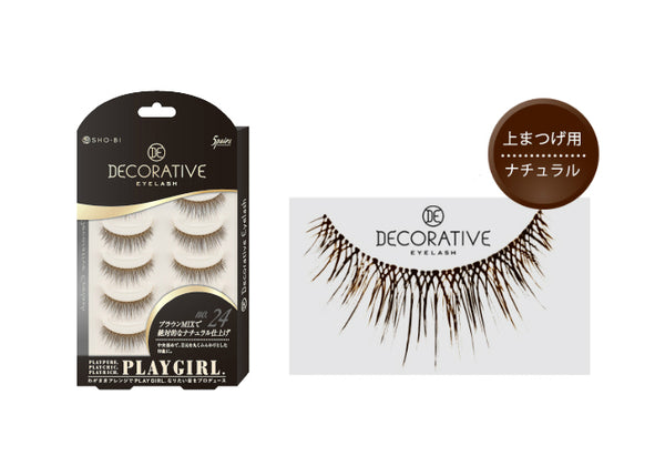 Sho-bi Decorative Eyelash Play Girl 24 - oo35mm