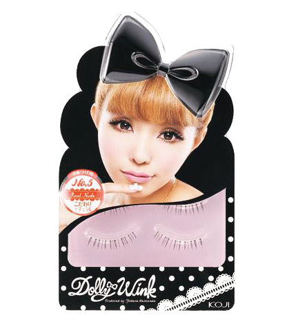 Koji Dolly Wink Eyelash NO.5 Real Nude