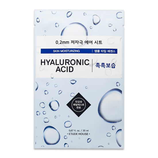Etude House 0.2 Therapy Air Mask Hyaluronic Acid - oo35mm