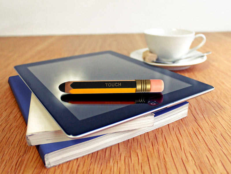 Pen Touch Screen Stylus - Yellow