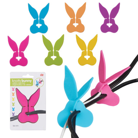 Knotty Bunny Cable Organizer - oo35mm
