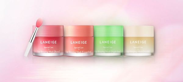 Laneige Lip Sleeping Mask - Grapefruit