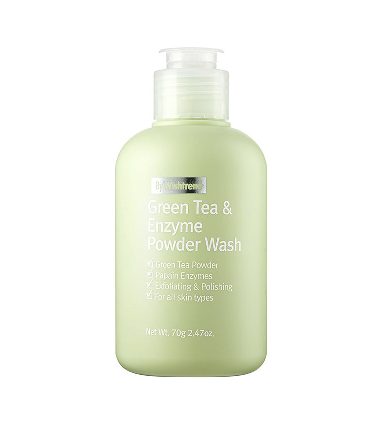 By Wishtrend Green Tea & Enzyme Powder Wash - oo35mm