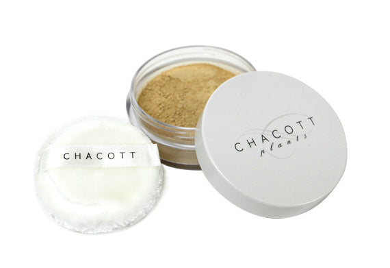 Chacott Plants Powder Foundation SPF 50+ PA++++