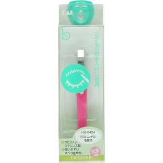 Kai Tweezer Pal Pink - oo35mm