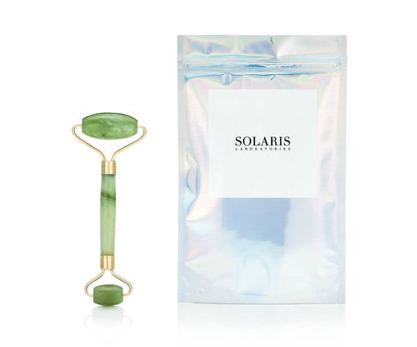 Solaris Jade Facial Roller - oo35mm