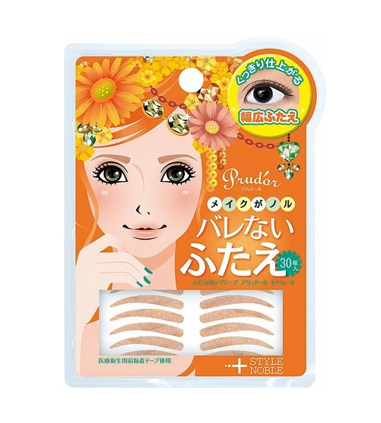 Noble Double Eyelid Tape Slim - Soft