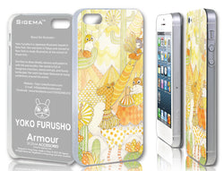 Sigema ProCase iPhone 5 Cover - Yellow Desert