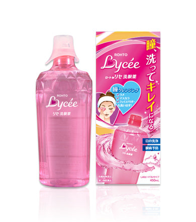 Rohto Lycee Eye Wash - oo35mm