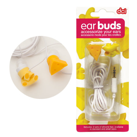 Mac and Cheese Earbuds - oo35mm