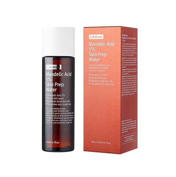 By Wishtrend Mandelic Acid 5% Skin Prep Water - oo35mm