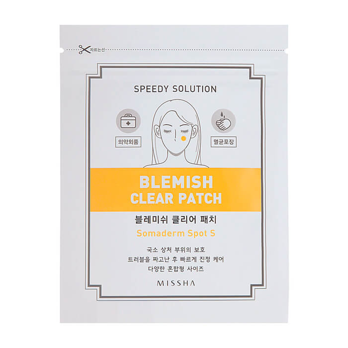 Missha Speedy Solution Blemish Clear Patch - oo35mm