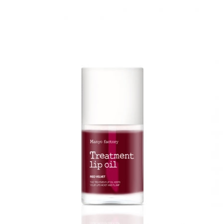 Manyo Factory Treatment Lip Oil - Red Velvet