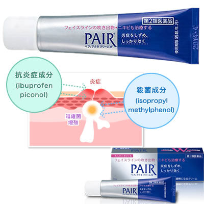 Lion Pair Acne Cream - oo35mm
