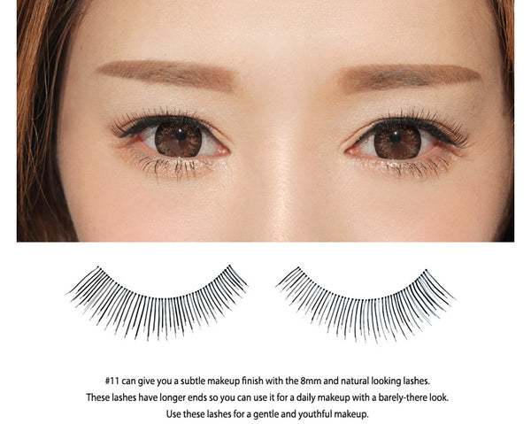 3 Concept False Eyelashes #11