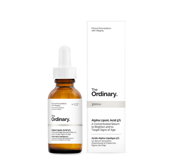 The Ordinary Alpha Lipoic Acid 5% - oo35mm