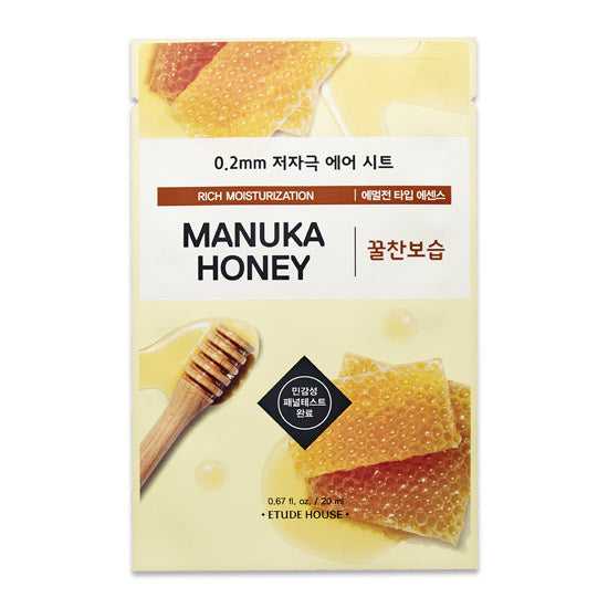Etude House 0.2 Therapy Air Mask Manuka Honey - oo35mm