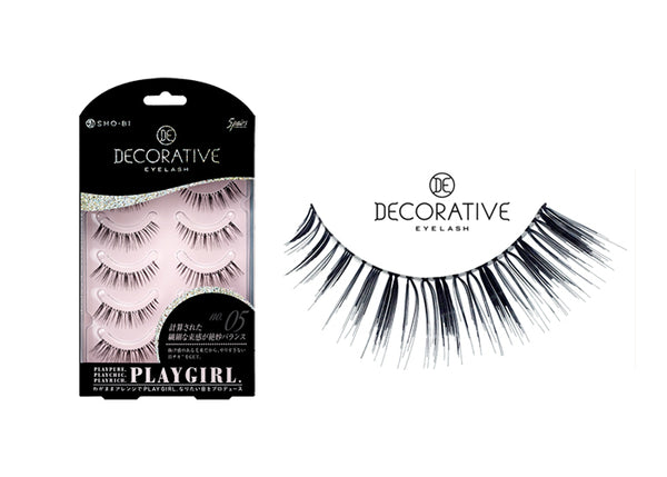 Sho-bi Decorative Eyelash Play Girl 05 - oo35mm