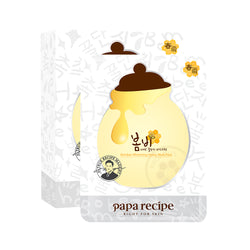 Papa Recipe Bombee Honey Mask Pack Whitening