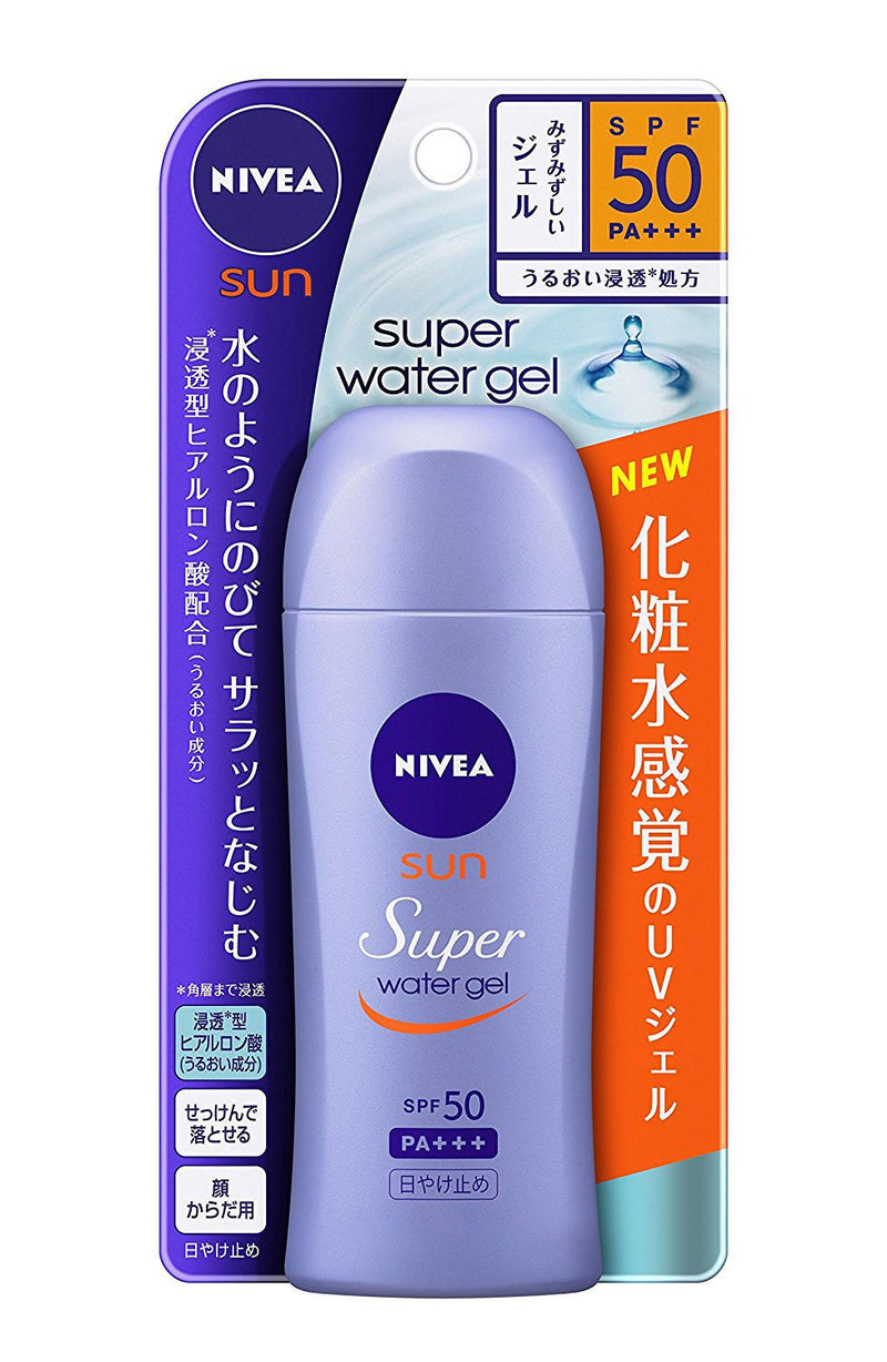 Nivea Sun Super Water Gel SPF 50 PA+++ - oo35mm