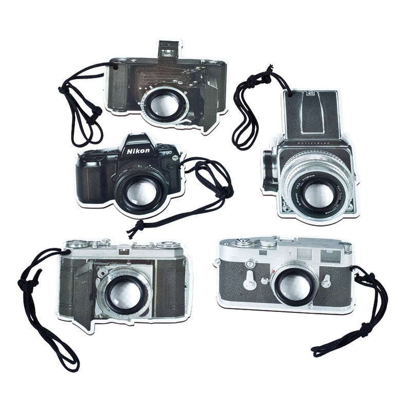 Camera Shaped Optrixx Looking Eyes - oo35mm