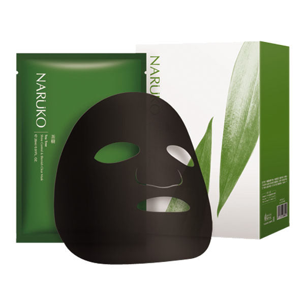 Naruko Tea Tree Shine Control & Blemish Clear Mask