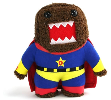 DOMO Superhero Plush
