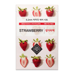 Etude House 0.2 Therapy Air Mask Korean Strawberry