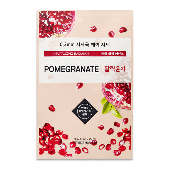 Etude House  0.2 Therapy Air Mask Pomegranate