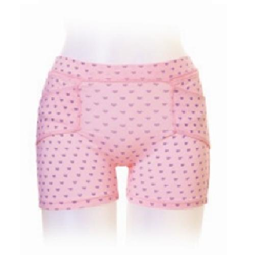 Cogit Sleeping Beauty Hip Pants Pink