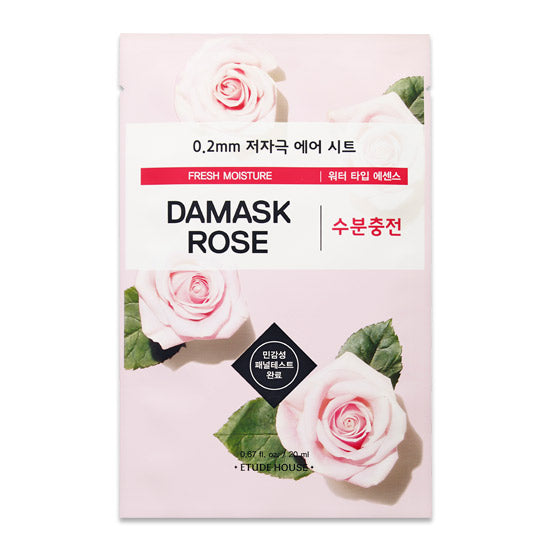 Etude House 0.2 Therapy Air Mask Damask Rose - oo35mm
