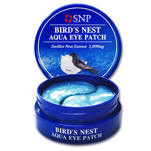 SNP Birds Nest Aqua Eye Patch - oo35mm