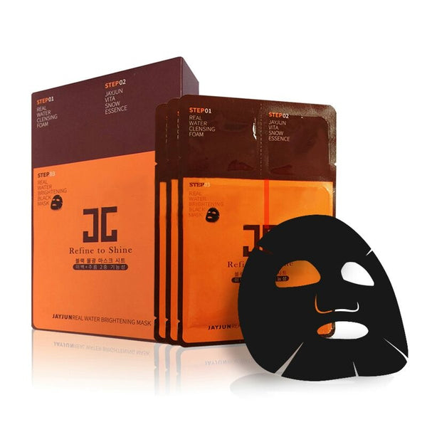Jayjun 3-Step Real Water Brightening Mask