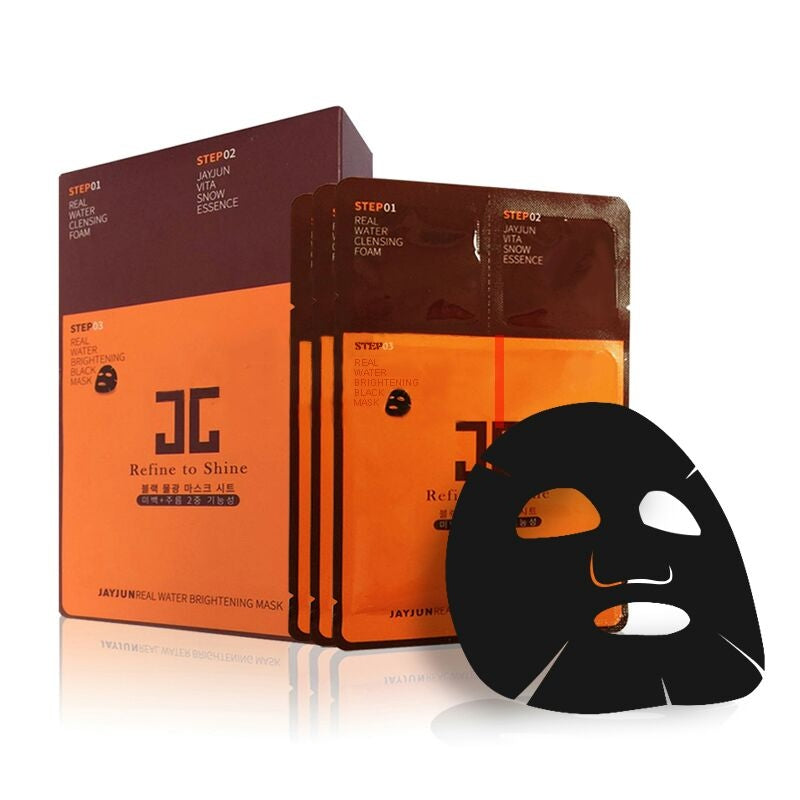Jayjun 3-Step Real Water Brightening Mask - oo35mm
