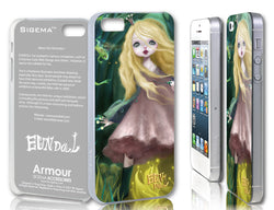 Sigema ProCase iPhone 5 Cover - Frog Girl - oo35mm