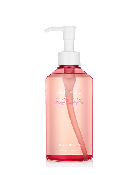 A. True Sweet Song Black Tea Energy Cleansing Gel