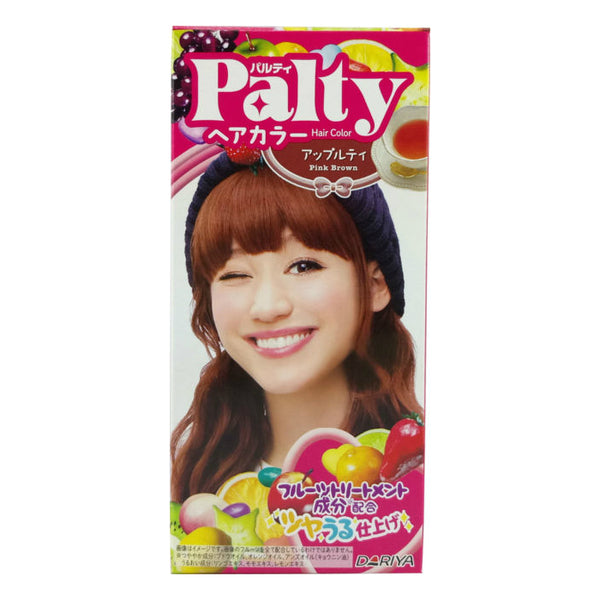 Palty Hair Color Apple Tea - oo35mm